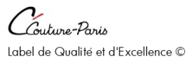 C'Couture - label de qualité et d'excellence - http://www.c-couture.com