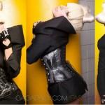 Lady Gaga en Corset